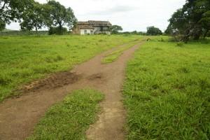 estrada do cemitério