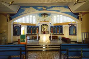 altar da matriz de espinharas