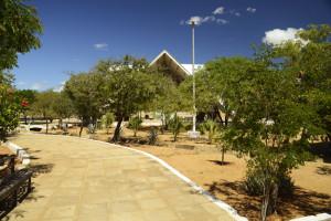 jardim do parque religioso patos PB