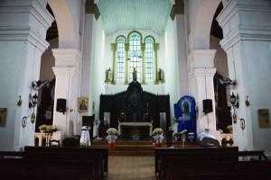 altar da Igreja de nossa senhora das mercês