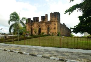 ruinas em alagoinhas