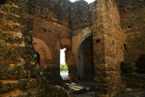 ruinas da igreja inacabada alagoinhas