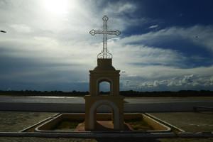observatório do por do sol