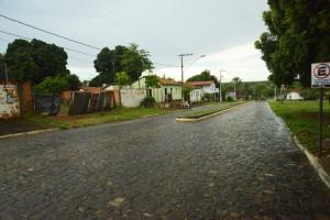 rua principal bonito de minas