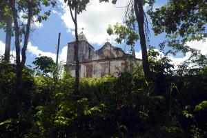 igreja do rosário vista da estrada