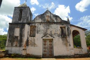 Igreja velha do rosário