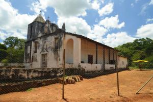 igreja de nossa senhora do rosário em brejo do amparo