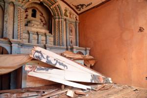 altar mor igreja do rosário