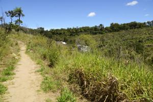 trilha na fazenda indaiá