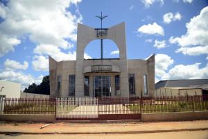 igreja de chapada gaúcha