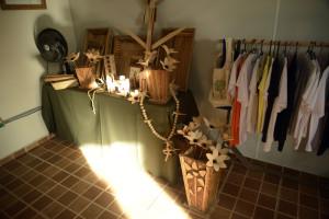 artesanato na serra das araras