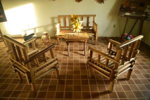 jogo de sala em buriti