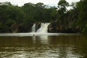 cachoeira pandeiros