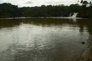poço da cachoeira pandeiros