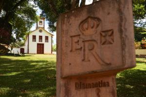 estrada real e igreja do rosário