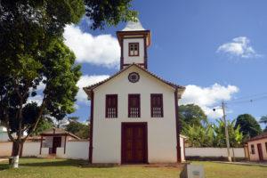 igreja do rosário em são gonçalo do rio das pedras