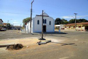 igreja de aruanã