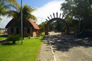 aldeia em aruanã