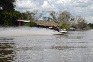 rio vermelho em aruanã