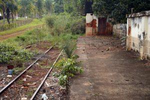 estrada de ferro em igaçaba