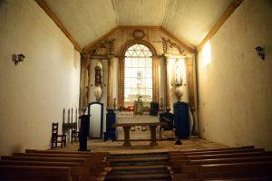 altar da igreja de nossa senhora do desterro